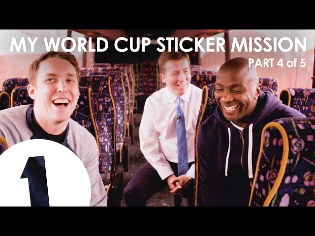 Need: Jason Scotland and Marvin Andrews – My World Cup Sticker Mission Part 4