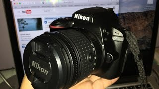 nikon d3400 picture and video samples