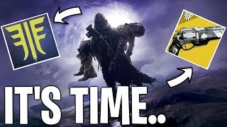 Destiny 2 | Today We FORSAKEN!! This is for Cayde 6! So.. Much.. Hype!!