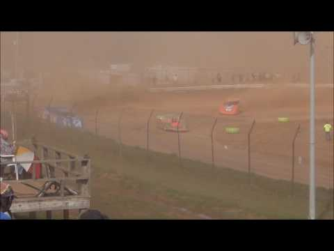 Midway Speedway 4-9-17 Late Model Dash
