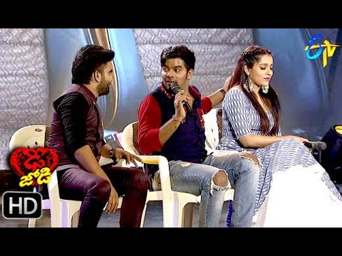 Sudheer | Rashmi | Pradeep | Funny Joke | Dhee Jodi | 10th April 2019 | ETV Telugu