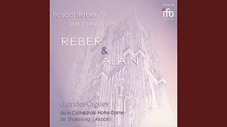 """Chaconne sur le nom de Silbermann, Op. 3 """"Hommage à Jean-André Silbermann"""""""