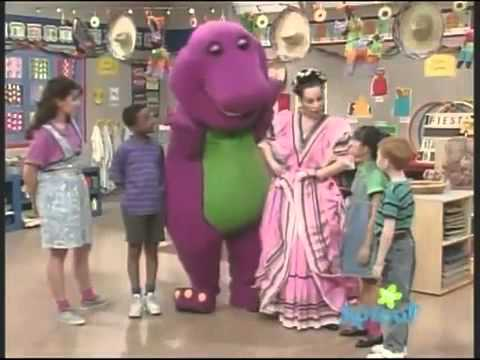 Barney Friends Hola Mexico Season 1 Episode 29 Youtube