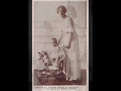 Princess Alexandra, Duchess of Fife and Princess of Connaught