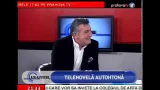 "Radhu si Cora - Andreea Marin la ""A IVa putere"" (Prahova TV)"