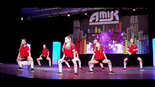 Zona Ritma - BIC, AMIK - New Year Competition, 28.01.2018.