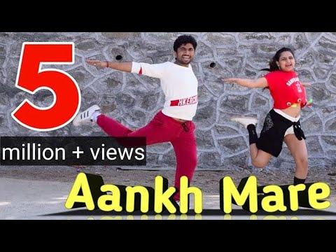 Aankh Marey | SIMMBA | Dance Cover | Ranveer Singh, Sara Ali Khan | Kunal More | DFS | Ft. Bhakti K