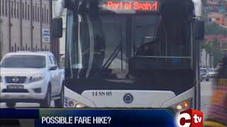 PTSC May Consider Increasing Fares