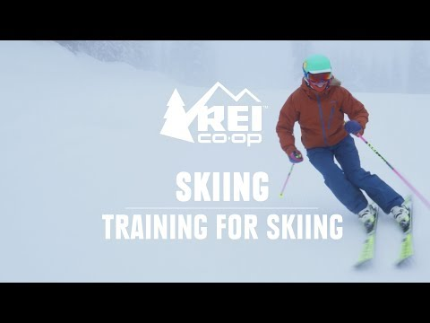 Downhill Ski Workout