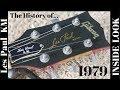 1979 Gibson Les Paul KM   Inside Look + History