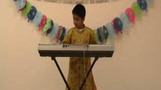 Koi Kahe Kehta Rahe -- Dil Chahta Hai on keyboard