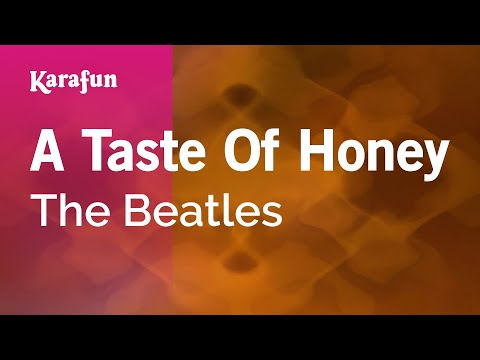 Karaoke A Taste Of Honey - The Beatles *