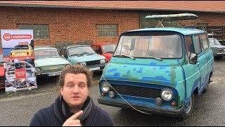 Škoda 1203 Kemping - obytný zázrak v retro_autopůjčovně?