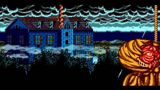 Splatterhouse 2 intro comparison
