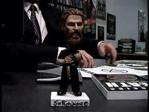 "Decibel Magazine Commercial - ""A Night at the Office"""