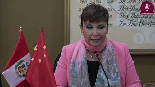 Tema:Alianza con la Academia de Ciencias de China