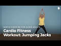 Aerobic Exercise: Jumping Jacks | Exercise for Older Adults