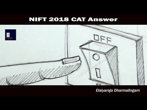 NIFT 2018 CAT Question & Answer