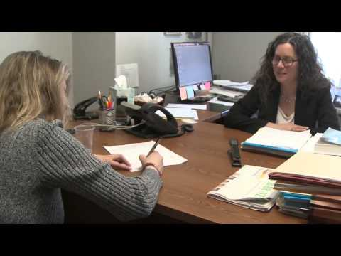 Robin's story - How legal aid helps domestic violence survivors