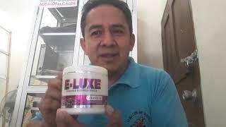 E-LUXE Energisante Organico