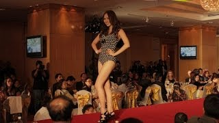Miss World Malaysia 2013 Grand Final - Bikini Wear
