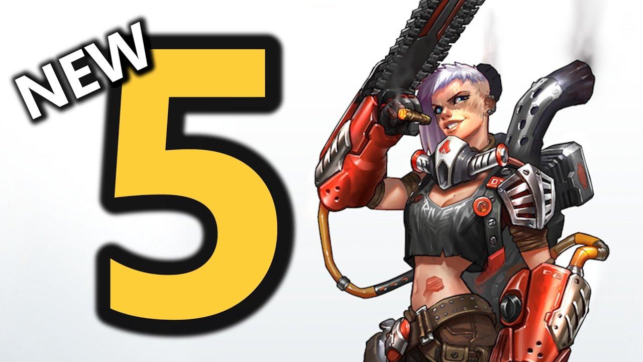 Download Top 5 NEW Hero Concepts (Overwatch) Ep. 2