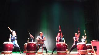 """The first song, """"Mukaito"""", is the emblem of Mukaito Taiko. The seco..."""