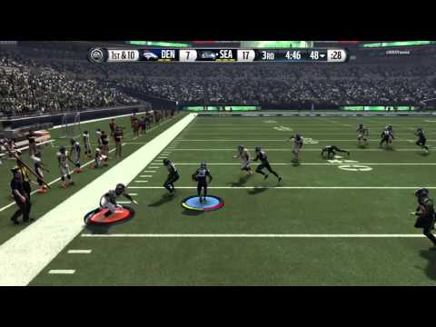 Earl Thomas running back an int in Madden 16