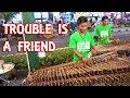 Terbaru Trouble Is A Friend Koplo Versi Angklung