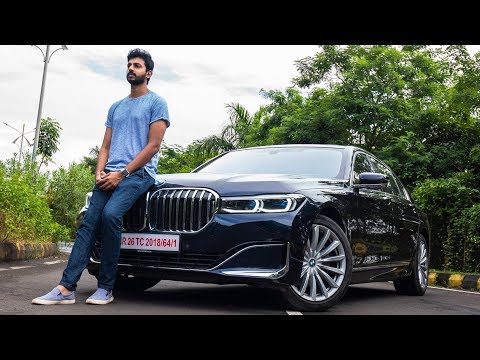 BMW 7-Series Facelift - Feature Loaded Luxury Limo | Faisal Khan