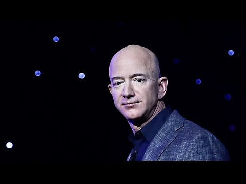 Jeff Bezos announces plans to travel into space this summer on the Blue Origin flight