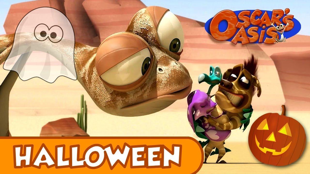 Download Oscar's Oasis - Godlizard Returns | Halloween | Full Episode
