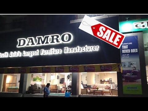 Sale At Damro Furniture/collection Of Furniture At Damro/My Visit To Damro Furniture
