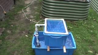 Phil's Gardening Tips And Tricks Aquaponics PVC Pipe Construction