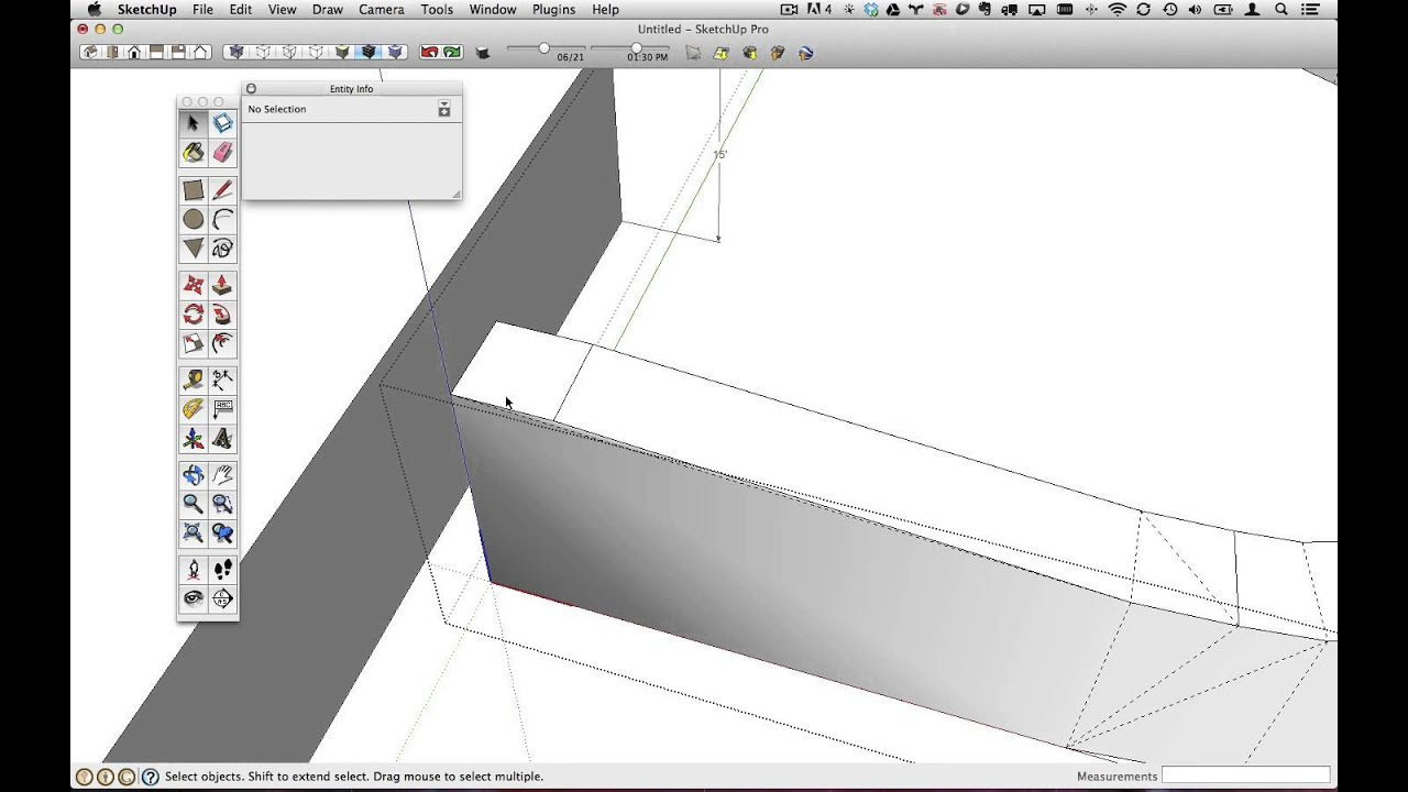 Thinking about ADA ramps in SketchUp