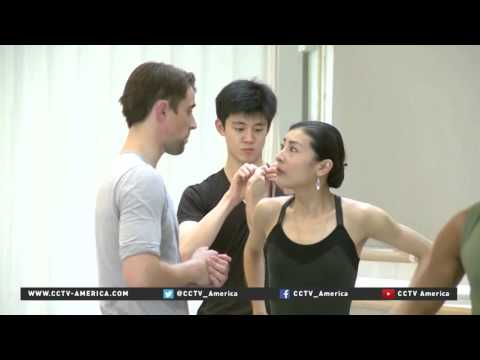 Top American ballet company to tour in China