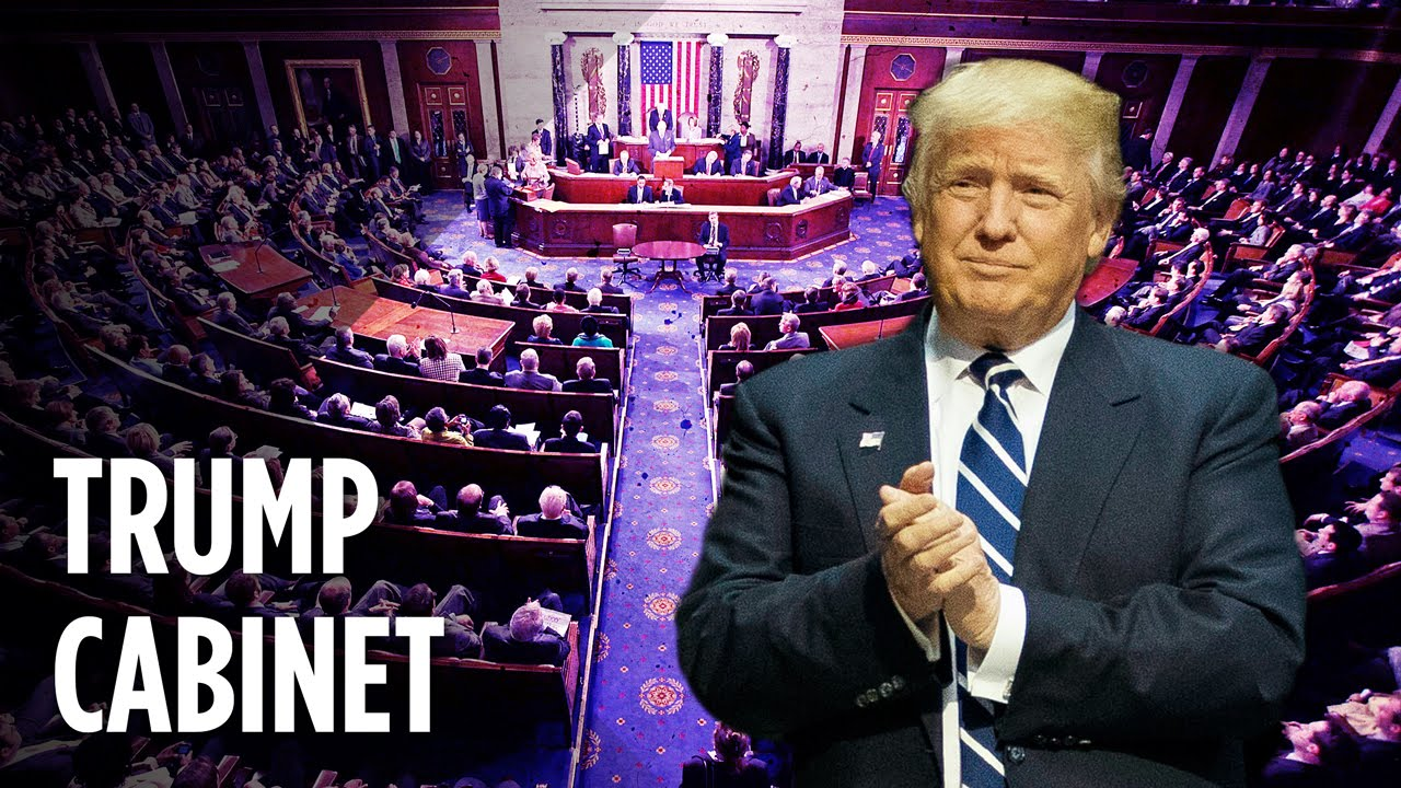 Could The Senate Stop Trump's Cabinet Picks? - YouTube
