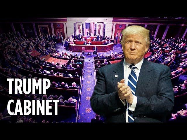 Could The Senate Stop Trumps Cabinet Picks?