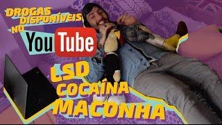 Baixar TESTANDO AS DROGAS PROIBIDAS NO YOUTUBE (burlando as novas regras)