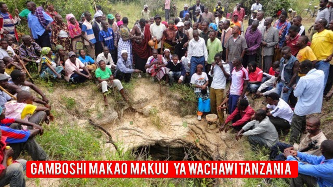 Download Gambosi Makao makuu ya wachawi TANZANIA ni uchawi wa kutisha