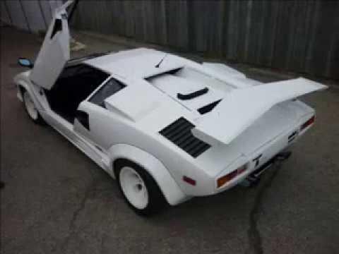 Lamborghini Countach Replica Youtube