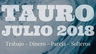 Horóscopo Tauro Julio 2018 | Murallas se derrumban thumbnail