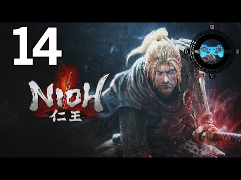 Nioh Episode #14 - Twilight Zone [Blind Let's Play, Playthrough]