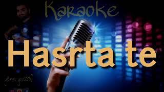 Hasrta te dile min da _ ( كاريوكي ) Karaoke حسرتا تة دلى من دا