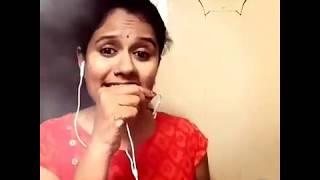 gusa gusale gunnaa maamillu (short) smule karaoke singing