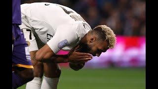 PSG's Choupo Moting Misses Incredible Goal