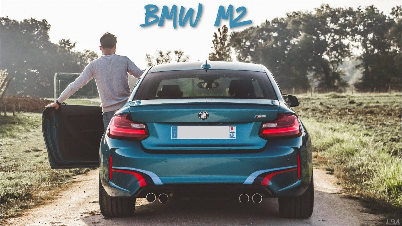 essai la bmw m2 est definitivement une vraie m youtube. Black Bedroom Furniture Sets. Home Design Ideas