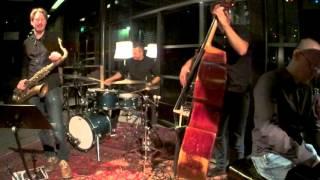 John Coltrane A Love Supreme - part 2 Resolution played by Martin Wister Quartet