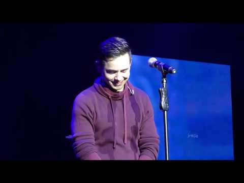 David Archuleta HD 09 O HOLY NIGHT @ MNL Benefit Concert (16 Nov 2018)