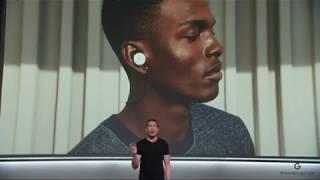 Google Event October 4 2017 New Google Pixel Buds Wireless